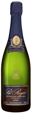 Pol Roger, Cuvée Sir Winston Churchill, Champagne, 2000