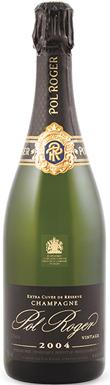 Pol Roger, Extra Cuvée de Reserve, Champagne, France, 2004