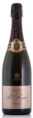 Pol Roger, Rosé Brut, Champagne, France, 2002