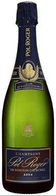 Pol Roger, Cuvée Sir Winston Churchill, Champagne, 2004