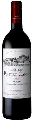 Château Pontet-Canet, Pauillac, 5ème Cru Classé, 2004