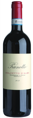 Prunotto, Dolcetto d'Alba, Piedmont, Italy, 2013