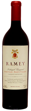 Ramey Wine Cellars, Oakville, Pedregal Vineyard, 2012