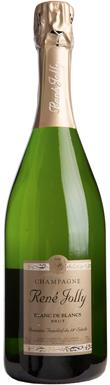 René Jolly, Blanc de Blancs, Champagne, France