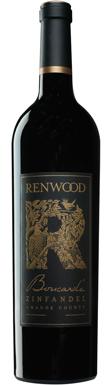 Renwood, Amador County, Premier Old Vine Zinfandel, 2014