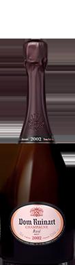 Ruinart, Dom Ruinart, Rosé, Champagne, France, 2002