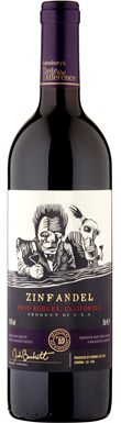 Sainsbury's, Paso Robles, Taste the Difference Zinfandel,