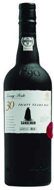 Sandeman, Port, 30 Year Old Tawny, Douro, Portugal