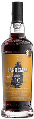 Sandeman, Port, 10 Year Old Tawny, Douro, Portugal