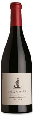 Sequana, Santa Lucia Highlands, Sarmento Vineyard, Pinot