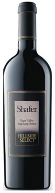 Shafer, Napa Valley, Hillside Select, Stags Leap District,