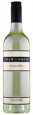 Shaw and Smith, Sauvignon Blanc, Adelaide Hills, 2014