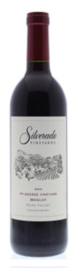 Silverado Vineyards, Coombsville, Merlot, Mt George