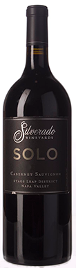 Silverado Vineyards, Stag's Leap District, SOLO, 2012