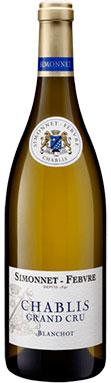 Simonnet-Febvre, Chablis, Blanchots Grand Cru, Chablis, 2015