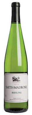 Smith Madrone, Napa Valley, Spring Mountain, Riesling, 2014