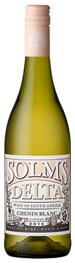 Solms Delta, Chenin Blanc, Western Cape, South Africa, 2015