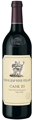 Stags' Leap, Napa Valley, Cask 23 Estate Cabernet Sauvignon,