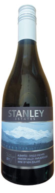 Stanley Estates, Awatere Valley, Albariño, 2011