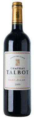 Château Talbot, Saint-Julien, 4ème Cru Classé, 2012