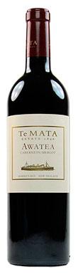 Te Mata Estate, Awatea Cabernet Merlot, Hawke's Bay, 2013