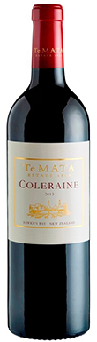 Te Mata Estate Winery, Coleraine, Hawke's Bay, 2013