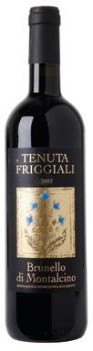 Tenuta Friggiali, Brunello di Montalcino, Tuscany, 2007