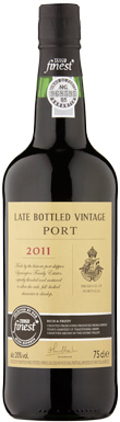Tesco, Port, Finest Late Bottled Vintage, Douro, 2011