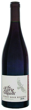 The Eyrie Vineyards, Dundee Hills, Reserve Pinot Noir, 2010