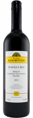 The Wine Society, Exhibition Hawke's Bay Red, 2014