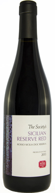 The Wine Society, The Society's Sicilian Reserve Red, 2013