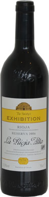 The Wine Society, Rioja, Reserva, Exhibition Reserva, 2006