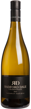The Winery of Good Hope, Radford Dale Chardonnay, 2015