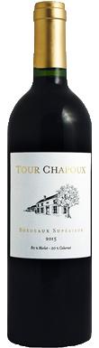 Tour Chapoux, Bordeaux Supérieur, Bordeaux, France, 2015