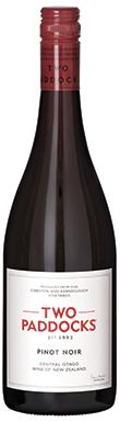 Two Paddocks, Pinot Noir, Central Otago, New Zealand, 2014