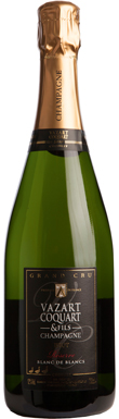 Vazart Coquart, Grand Cru Brut Réserve, Champagne, France