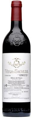 Vega Sicilia, Unico, Ribera del Duero, Mainland Spain, 1998