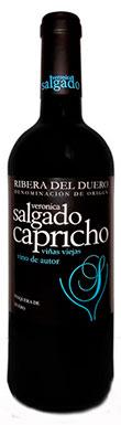 Verónica Salgado, Capricho Viñas Viejas Vino de Autor 2011,