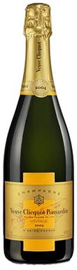 Veuve Clicquot, Champagne, France, 2004