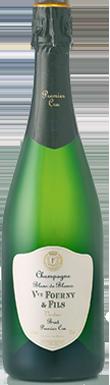 Veuve Fourny, Blanc de Blancs, Champagne, France, 2008