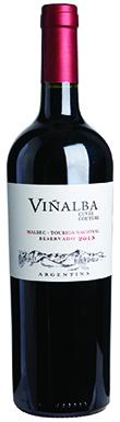 Viñalba, Malbec Touriga Nacional Reservado, Cuvée Couture,