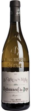 Vignobles Mayard, Châteauneuf-du-Pape, La Crau de Ma Mere,