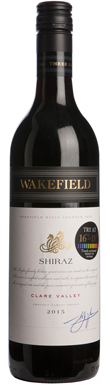 Wakefield Estate, Clare Valley, Shiraz, 2015