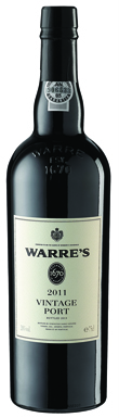 Warre's, Douro Valley, Portugal, 2011