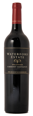 Waterford Estate, Cabernet Sauvignon, Stellenbosch, 2009