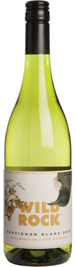Wild Rock, Sauvignon Blanc, Marlborough, New Zealand, 2016