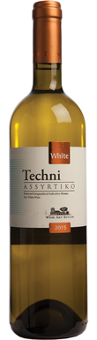 Wine Art Estate, Drama, Techni Assyrtiko, Macedonia, 2015