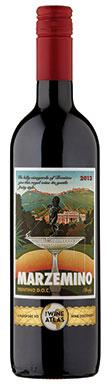 Wine Atlas, Marzemino, Trentino-Alto Adige, Italy, 2013