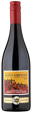 Asda, St-Chinian, Wine Atlas, Languedoc-Roussillon, 2013