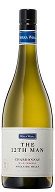 Wirra Wirra, Adelaide Hills, 12th Man Chardonnay, 2016